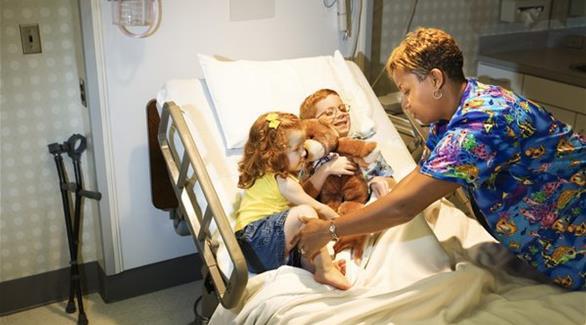 طبيبة نفسية: أشقاء الأطفال المرضى بحاجة للاهتمام أيضاً 0201607050329668.Jpe