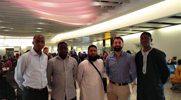 اخبار الامارات العاجلة 0201609060245999 جنود بريطانيون مسلمون يؤدون مناسك الحج أخبار عربية و عالمية