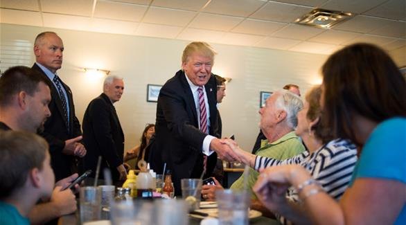 اخبار الامارات العاجلة 0201609060838608 ترامب يؤكد مشاركته في 3 مناظرات رئاسية أخبار عربية و عالمية