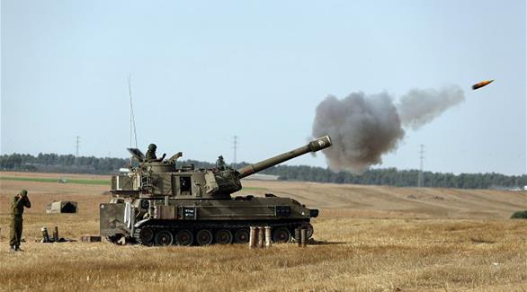 اخبار الامارات العاجلة 0201609060849883 قصف مدفعي إسرائيلي على مواقع في غزة أخبار عربية و عالمية