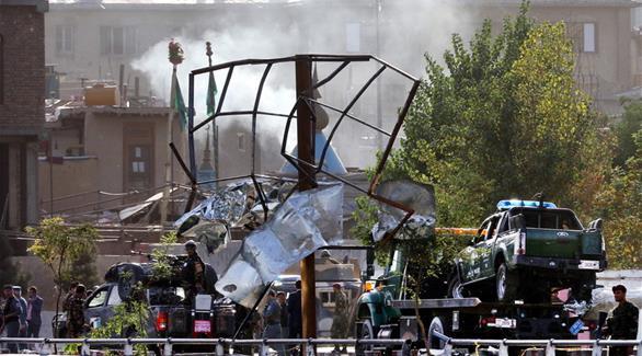 اخبار الامارات العاجلة 0201609060909168 كابول: مسلحون يحتجزون رهائن عقب تفجيرات دامية أخبار عربية و عالمية