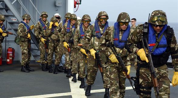 الجزائر تشارك في مناورات بحرية بسواحل إيطاليا