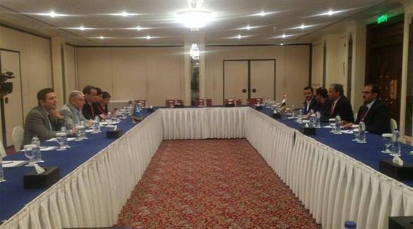 """لقاء """"دون نتائج"""" بين ولد الشيخ ووفد الانقلابيين في مسقط"""