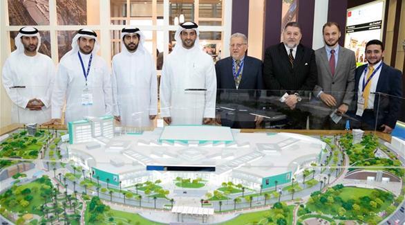 اخبار الامارات العاجلة 0201609070336742 إنشاء أكبر مركز تسوق تجاري في الشارقة اخبار الامارات  الامارات
