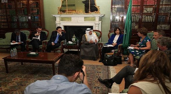 السعودية: لن نقبل باختطاف اليمن على يد مجموعة قوامها 50 ألفاً