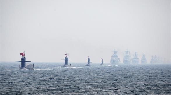 """مانيلا: بكين تبني """"جزيرة سرية"""" في بحر الصين"""