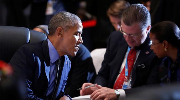 اخبار الامارات العاجلة 0201609080953692 أوباما: الحكم بشأن بحر الصين الجنوبي بحاجة إلى المناقشة أخبار عربية و عالمية
