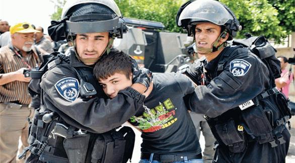 اخبار الامارات العاجلة 0201609081059139 الاحتلال يعتقل 8 فلسطينيين في الضفة الغربية أخبار عربية و عالمية