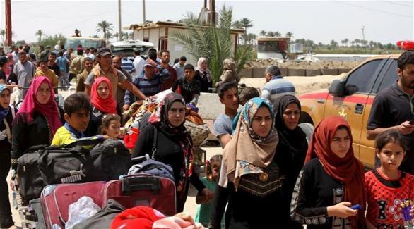 اخبار الامارات العاجلة 0201609090109963 العراق: عودة 1100 نازح من سوريا أخبار عربية و عالمية