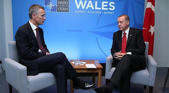 اخبار الامارات العاجلة 0201609090931299 الناتو لأردوغان: أي هجوم على الديمقراطية يستهدف الركيزة الأساسية لحلفنا أخبار عربية و عالمية