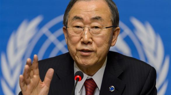 بان كي مون: تجربة كوريا الشمالية انتهاك جديد لقرارات مجلس الأمن