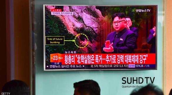 اخبار الامارات العاجلة 0201609091004693 وزير الخارجية الفرنسي: يجب معاقبة بيونغ يانغ بعد تجربتها النووية أخبار عربية و عالمية