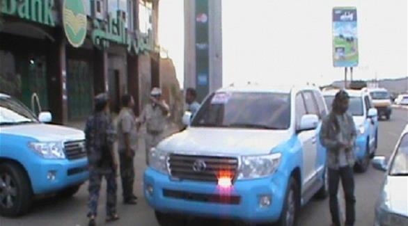 جريحان بهجوم مسلح استهدف مركز شرطة في عدن