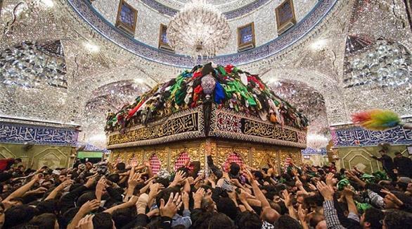 """اخبار الامارات العاجلة 0201609100242285 العراق: أكثر من مليون إيراني يتدفقون إلى كربلاء في """"حج"""" موازٍ أخبار عربية و عالمية"""