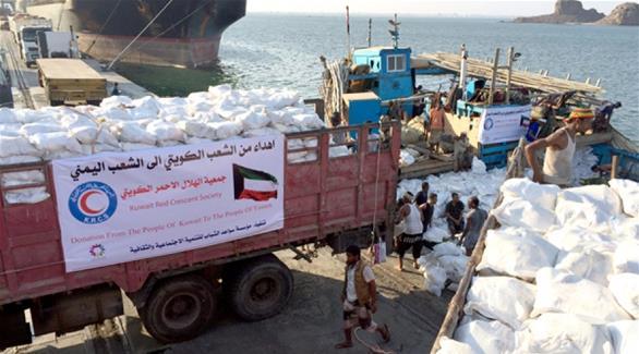 اخبار الامارات العاجلة 0201609100327821 توزيع مساعدات غذائية لـ4 ألاف أسرة من محافظة صنعاء أخبار عربية و عالمية