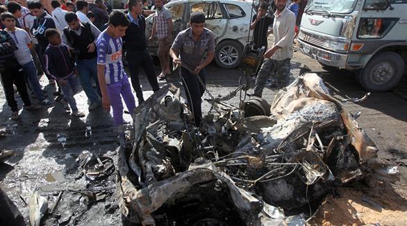 اخبار الامارات العاجلة 0201609100431486 العراق: مقتل طفلين ووالدتهما بانفجار عبوة ناسفة أخبار عربية و عالمية