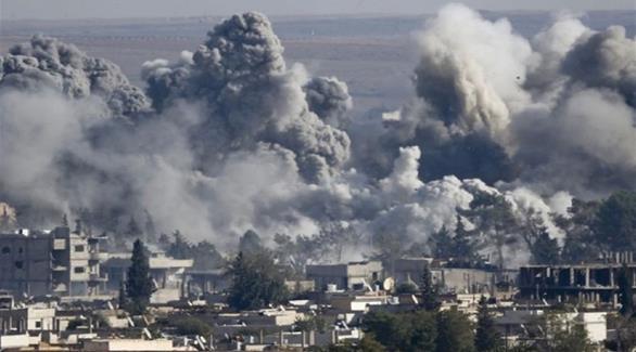 سوريا: مقتل 25 شخصاً بقصف روسي على سوق في إدلب