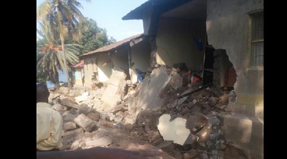 اخبار الامارات العاجلة 0201609100812676 وفاة 10 أشخاص في زلزال بتنزانيا أخبار عربية و عالمية