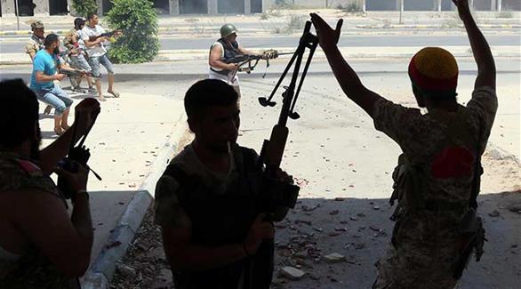 ليبيا: قوات موالية لحفتر تشن هجوماً على موانئ نفطية