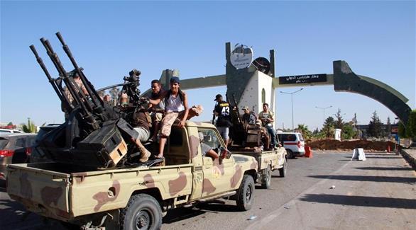 اخبار الامارات العاجلة 0201609121217635 قوات حفتر تسيطر على ميناء نفطي ثالث شرق ليبيا أخبار عربية و عالمية
