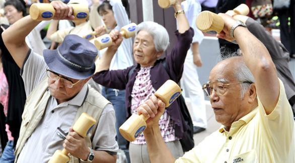 اخبار الامارات العاجلة 0201609130153307 رقم قياسي جديد للمُعمرين فوق المئة عام في اليابان أخبار عربية و عالمية
