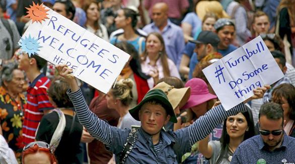 أستراليا تنفق 7.2 مليار دولار على سياسة اللجوء