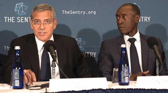 جورج كلوني ودون تشيدل: أوقفوا نهب جنوب السودان