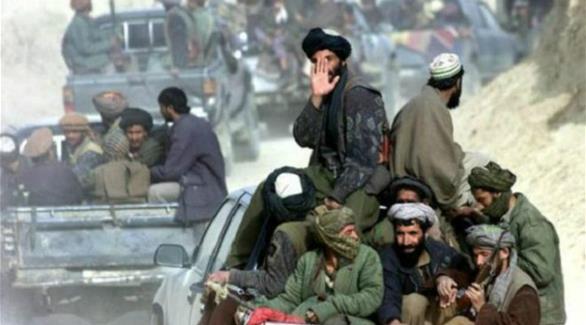 طالبان تستولي على 200 سيارة مصفحة من القوات الأفغانية