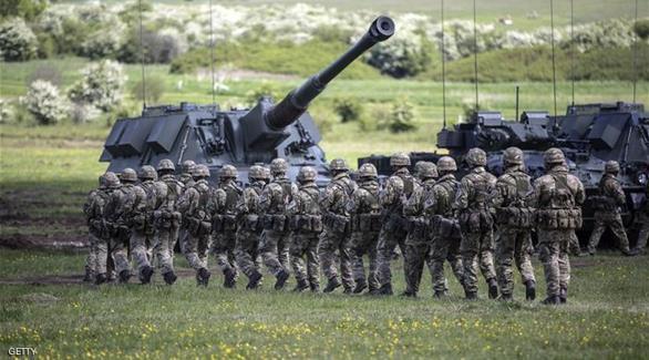 وزراء دفاع الاتحاد الأوروبي يبحثون تشكيل جيش مشترك