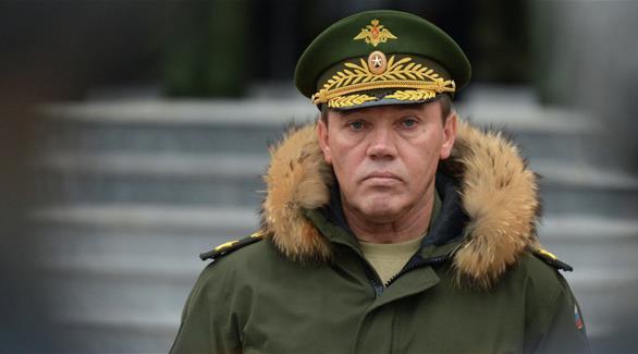 رئيس أركان القوات الروسية يزور تركيا اليوم