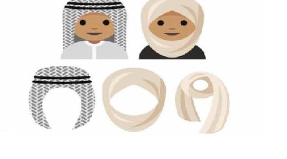 طفلة سعودية تقترح الحجاب رمزاً تعبيرياً