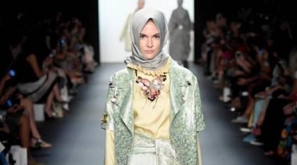اخبار الامارات العاجلة 0201609151220595 عرض أزياء للمحجبات للمرة الأولى في أسبوع الموضة بنيويورك أخبار عربية و عالمية