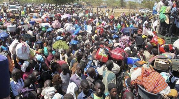 الأمم المتحدة: عدد اللاجئين بسبب النزاع في جنوب السودان تجاوز المليون
