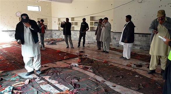 اخبار الامارات العاجلة 0201609160600962 ارتفاع حصيلة قتلى تفجير باكستان الانتحاري إلى 25 أخبار عربية و عالمية
