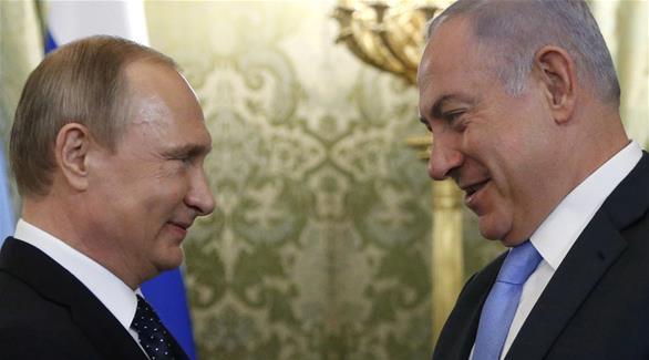 الكرملين: بوتين ونتانياهو ناقشا استئناف المفاوضات الإسرائيلية الفلسطينية