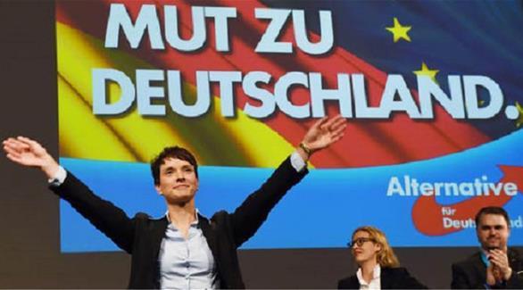 اخبار الامارات العاجلة 0201609170620714 ألمانيا: مجهولون يضرمون النار في سيارة زعيمة حزب البديل أخبار عربية و عالمية