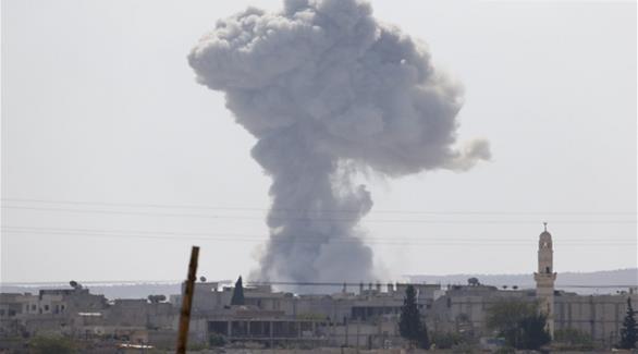 اخبار الامارات العاجلة 0201609170943187 مقتل 62 جندياً سورياً في غارة أمريكية استهدفت موقعاً لجيش الأسد أخبار عربية و عالمية