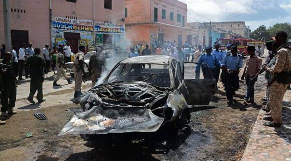 مقتل جنرال صومالي و7 من أفراد حرسه الشخصي في انفجار