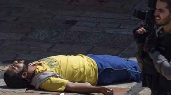 اخبار الامارات العاجلة 0201609180951861 شاهدة عيان: مجندة إسرائيلية أعدمت الشاب الأردني لأنه لم يفهم لغتها أخبار عربية و عالمية