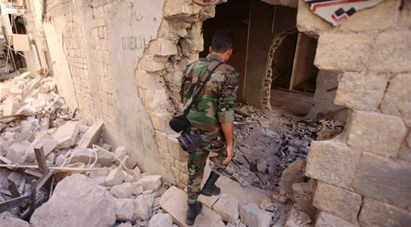 الجيش السوري يصد هجوماً لداعش في دير الزور