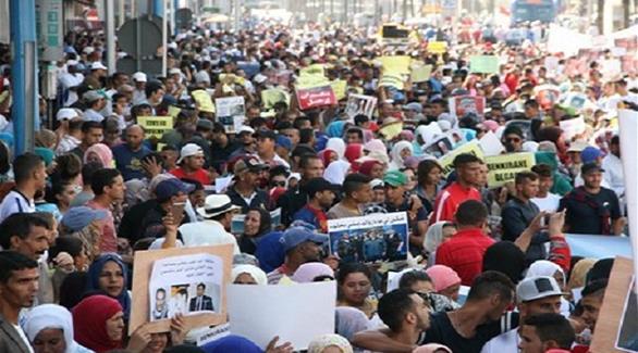 """المغرب: مظاهرات حاشدة ضد بنكيران و""""أخونة"""" الدولة والمجتمع"""