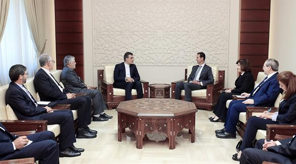 اخبار الامارات العاجلة 0201609190626703 إيران: عازمون على مساعدة الأسد أخبار عربية و عالمية