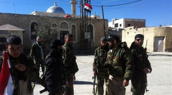 اخبار الامارات العاجلة 0201609190922131 الجيش السوري الحر يعتقل مسؤول التسليح في حزب الله أخبار عربية و عالمية