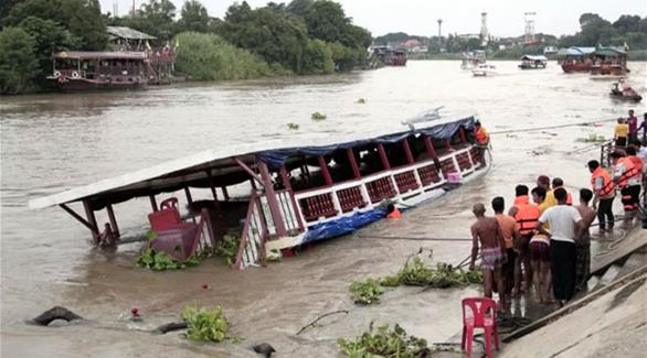 تايلاند: 15 قتيلاً و11 مفقوداً حصيلة غرق سفينة حجاج مسلمين