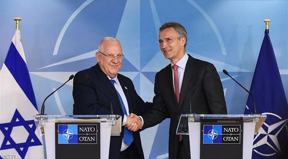 إسرائيل تفتتح بعثة داخل مقر الناتو في بروكسيل