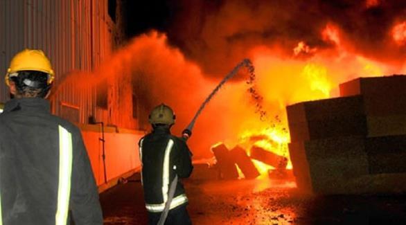 اخبار الامارات العاجلة 0201609191133258 حريق يجبر الآلاف على الفرار في مخيم للاجئين باليونان أخبار عربية و عالمية