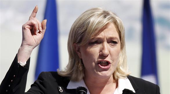 زعيمة اليمين الفرنسي: فرنسا ليست للبيع
