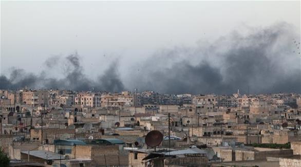 اخبار الامارات العاجلة 0201609200101700 غارات وقصف في أنحاء سوريا بعد إعلان الجيش انتهاء الهدنة أخبار عربية و عالمية