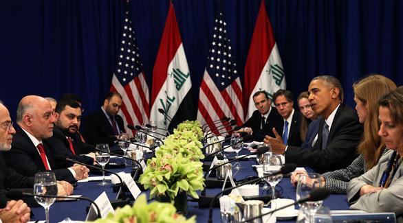 أوباما يأمل بإحراز تقدم في الموصل بحلول نهاية العام