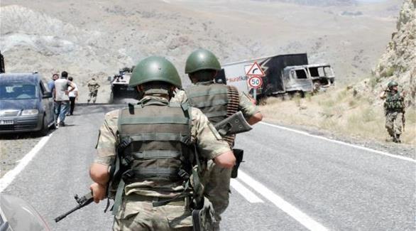 اخبار الامارات العاجلة 020160920012497 مقتل جنديين تركيين في عملية درع الفرات بشمال سوريا أخبار عربية و عالمية